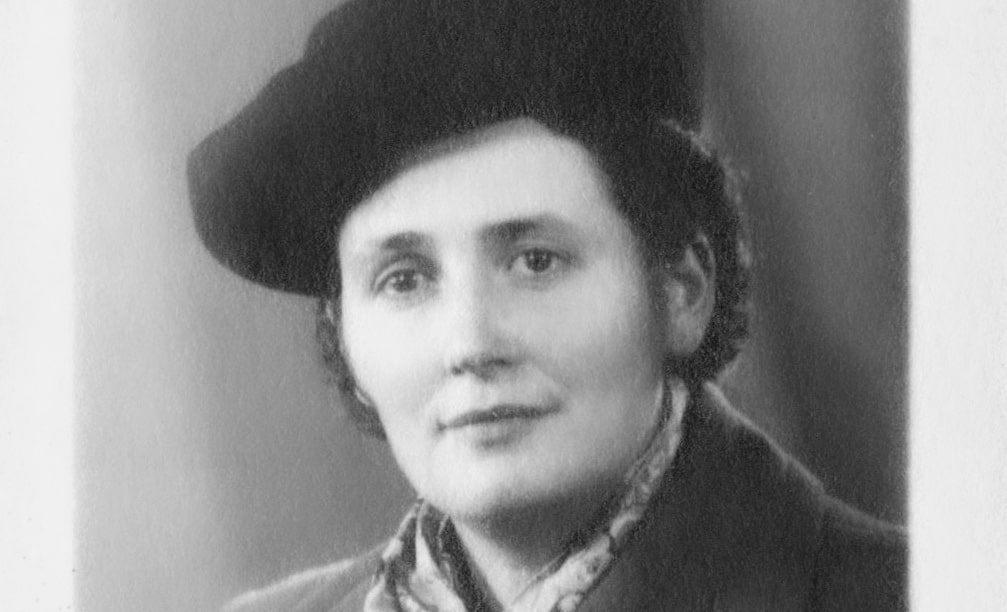 Grootmoeder Gerritje Beukers-de Kleuver