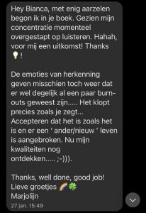 Review Marjolijn