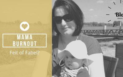Mama Burnout