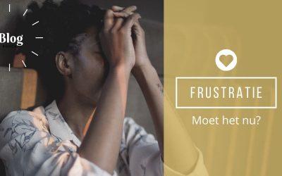 Van Frustratie naar Flow