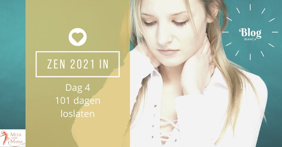 Zen 2021 in Dag 4 - Loslaten van Spanning
