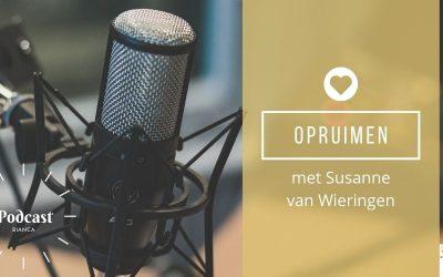 """Podcast #1 – Suzanne van Wieringen; """"Ik ben in alles ambitieus. Ook na mijn burn-out."""""""